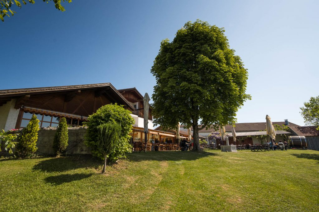 Urlaubsfeeling in zauberhafter Natur auf dem Landgut Kugleralm Ebersberg