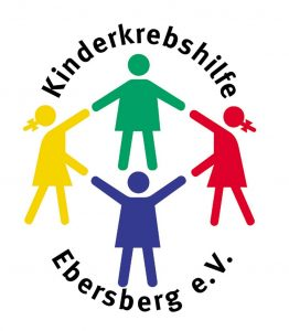 Logo der Kinderkrebshilfe Ebersberg e.V