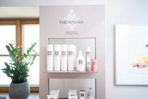 Im Friseursalon Barbara Kugler in Ebersberg werden nur die besten Pflegeprodukte für Ihre Haare verwendet