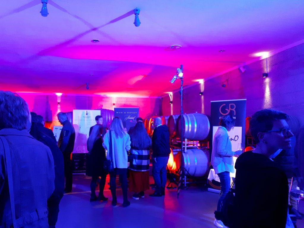 """Die Weinprobe der Moderne: """" Wine goes Party """""""