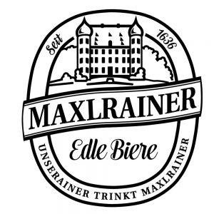 Logo der bayrischen Schlossbrauerei Maxlrain