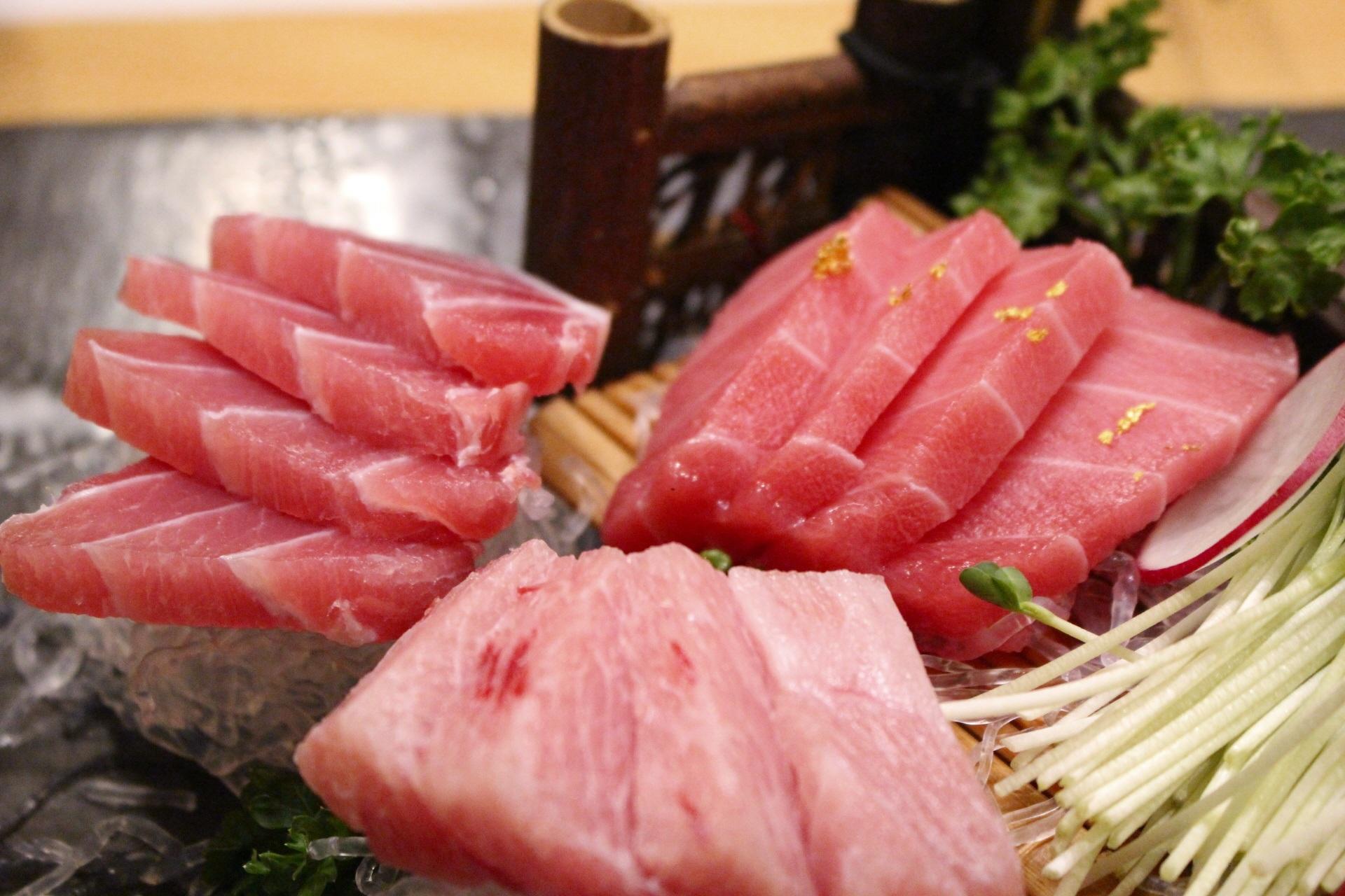 Fisch beizen mal anders mit Thunfisch auf asiatische Art